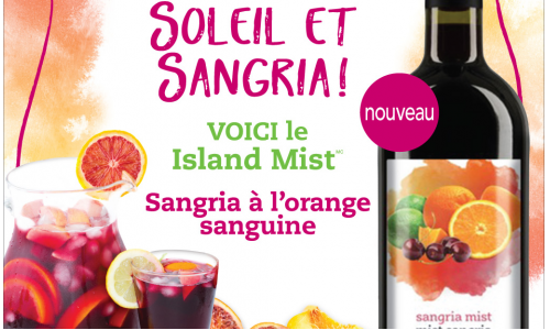Sangria à l'Orange Sangine