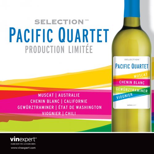 PACIFIC QUARTET EN PRODUCTION LIMITÉE