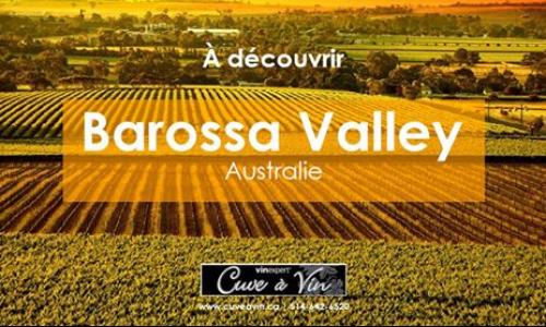 Découvrez Barossa Valley, Australie