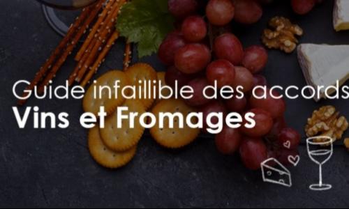 Guide des accords vins et fromages, pour recevoir comme un pro!
