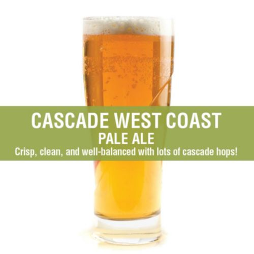 CASCADE WEST COAST PALE ALE