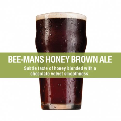 HONEY BROWN ALE