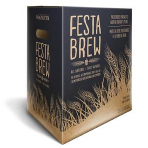 Cream Ale Festa Brew