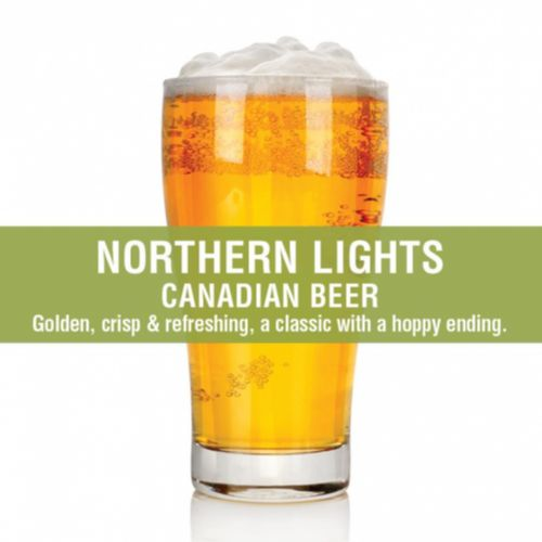 NORTHERN LIGHTS BIERE CANADIENNE