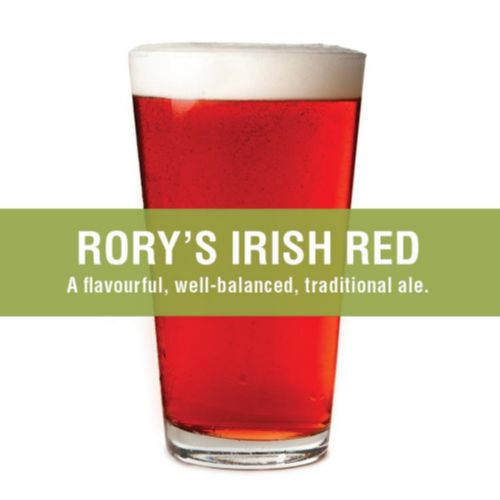 RORY'S RED IRISH ALE