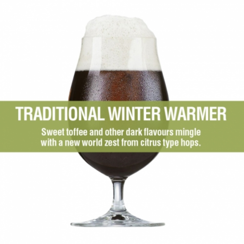 TRADITIONAL WINTER WARMER