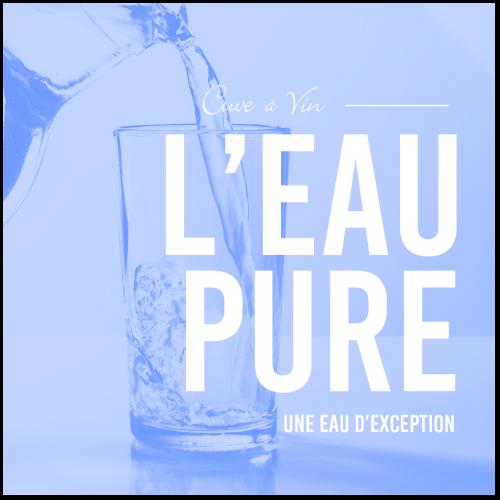 Forfait d'Eau Pure 18 Litres / 5 remplissages
