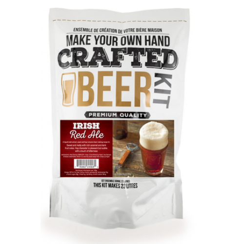 Crafted Beer Kit Irish Red Ale