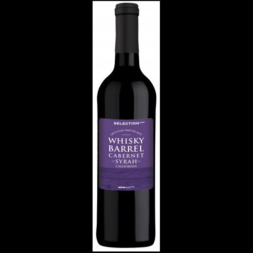 Cabernet Syrah Whiskey Barrel