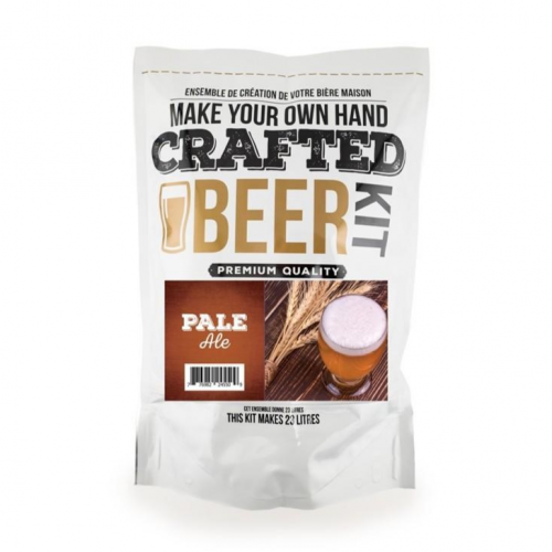 Crafted Beer Kit Pale Ale