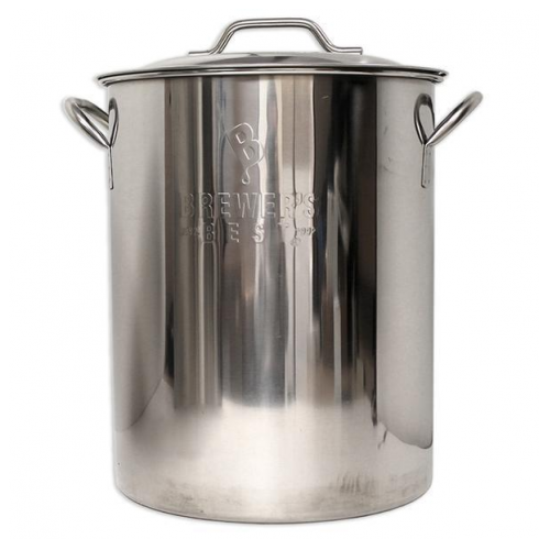 Chaudron Stainless 30L