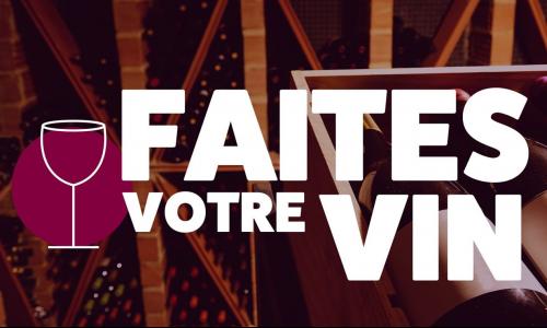 Faire son vin: Une vrai passion!