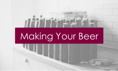 Making your own beer!