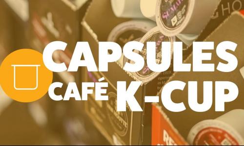 Capsule K-CUP